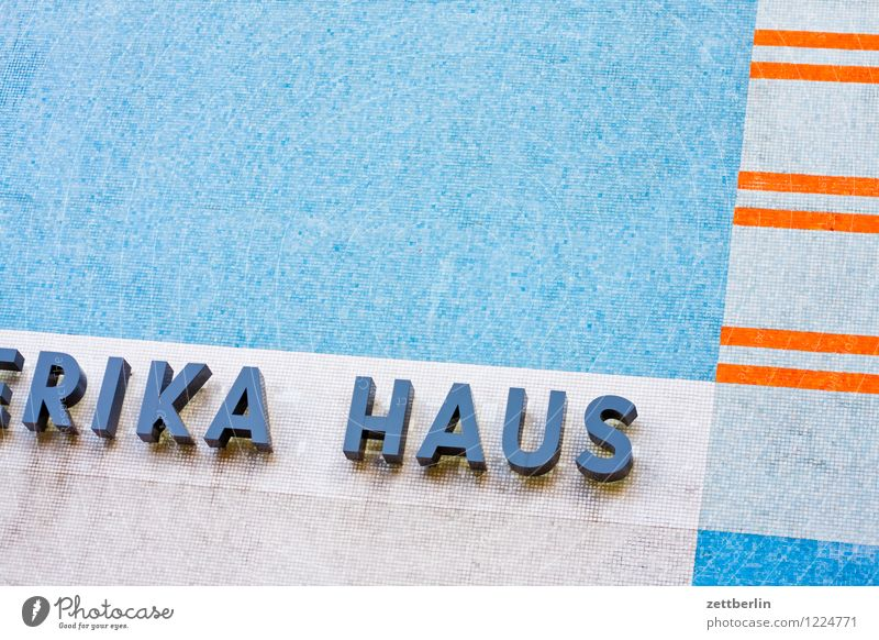 RIKA HOUSE america house co berlin Art gallery Photography Exhibition Culture Berlin Charlottenburg House (Residential Structure) Architecture Modern Facade