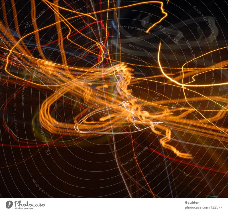 Gom Light Home page Background picture Awareness Design Highway Playing Exposure Chaos Distress Exit route Electricity Lightning Invention Joy Long exposure