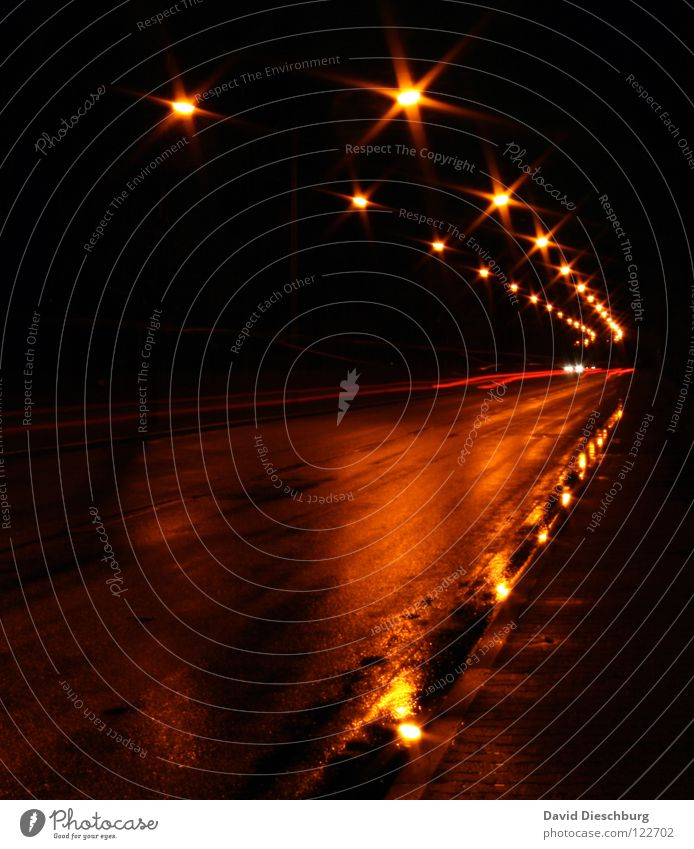 Sky Water Red Black Yellow Street Dark Car Lamp Bright Stars Free Star (Symbol) Lantern Traffic infrastructure Hover