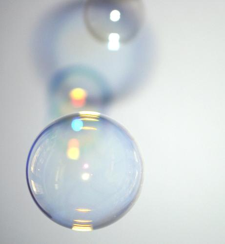 fleeting Fleeting Soap bubble Blur Round Geometry Prismatic colour Spectral Glimmer Glittering Hollow Blow Transience Bursting Shadow Sphere Reflection