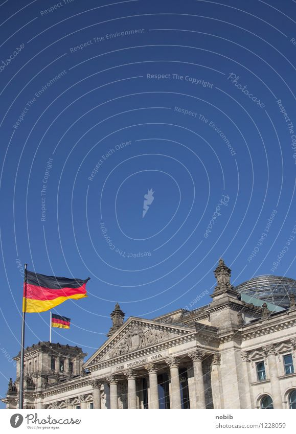 tipping Reichstag Politician Office Economy Career Politics and state Berlin Capital city Manmade structures Domed roof Landmark Flag Stone Concrete Glass Brick