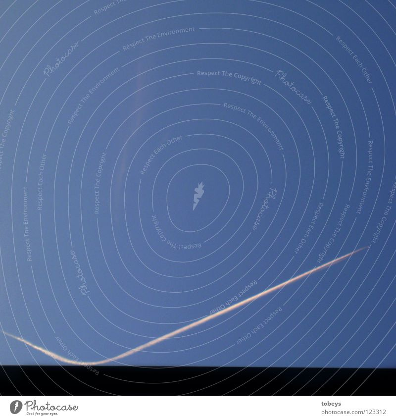 Sky Vacation & Travel Blue White Black Jump Dirty Aviation Beginning Corner Airplane Ball Direction Airport Hop Exchange