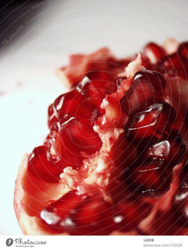 grenadine Garnet Ruby Red Pink Food Plant Vitamin Juice Nutrition Delicious Dish To enjoy Fruit salad Raspberry Kernels & Pits & Stones Fruit flesh Fertile Lust