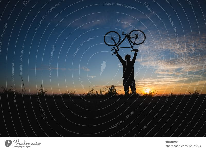 Easy. Power. Wheel. Lifestyle Joy Healthy Fitness Well-being Vacation & Travel Far-off places Freedom Cycling tour Summer Mountain Sports Sports Training
