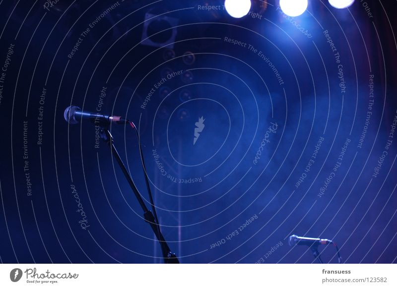 Moody Fog Music Stand Wait Fantastic Things Smoke Concert Stage lighting God Microphone Sing Song Deities Singer
