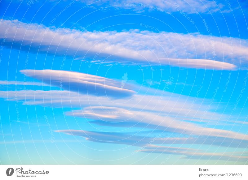in the blue sky white soft Sky Nature Blue Heaven Beautiful Colour White Sun Clouds Environment Natural Freedom Bright Weather Air Decoration