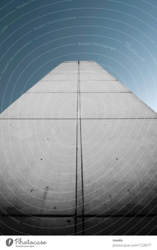 Sky Blue Gray Concrete Stripe Tower Infinity Highway House of worship Musical instrument Guitar neck