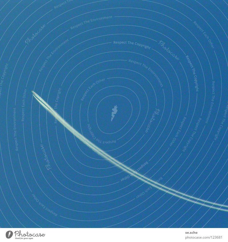 up Airplane Success Aviation Sky Blue Curve Upward Beginning thrust