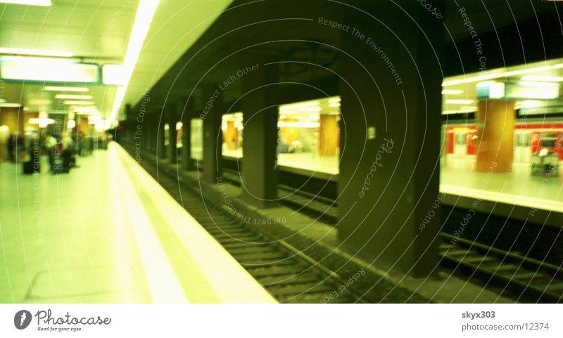 Station Underground Photographic technology