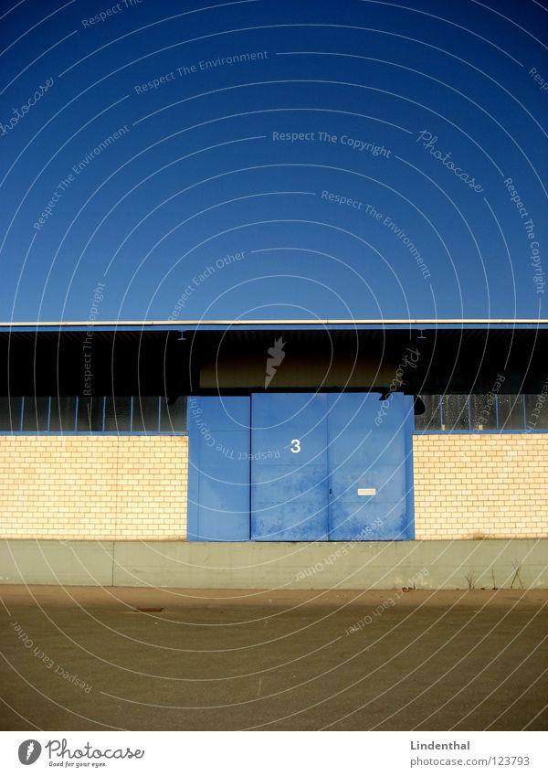Sky Blue Door 3 Industry Industrial Photography Gate Warehouse Storage