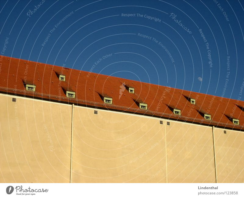 Sky House (Residential Structure) Window Small Large Industry Might Roof Moon Warehouse Storage