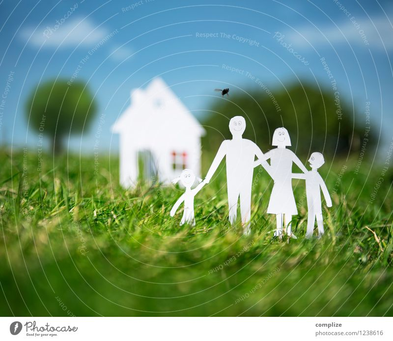Sky Child Green Sun Joy House (Residential Structure) Adults Grass Healthy Happy Family & Relations Garden Lifestyle Flat (apartment) Design Living or residing