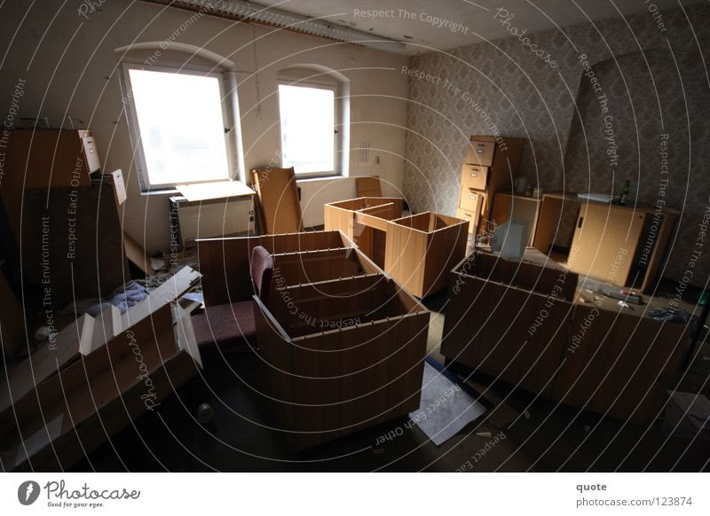 Old Loneliness Wood Graffiti Dirty Broken Derelict Furniture Destruction Cupboard Scrap metal Vandalism Brewery