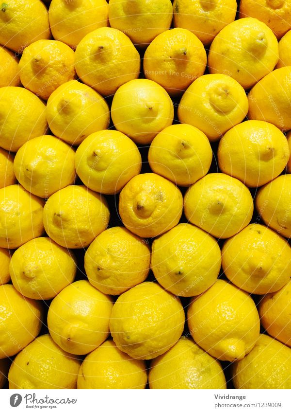 Yellow lemons Food Fruit Nutrition Eating Organic produce Vegetarian diet Diet Lemonade Healthy Agriculture Forestry Plant Agricultural crop Shopping Fresh