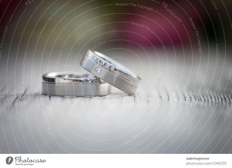 Love Couple Romance Wedding Ring Euphoria Partner Silver Matrimony Diamond Wedding band Platinum Diamond ring Gold alloy