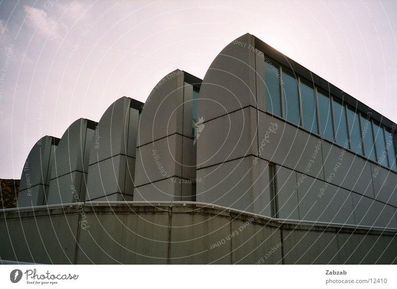 Sky Berlin Window Building Art Architecture Facade Museum Bauhaus