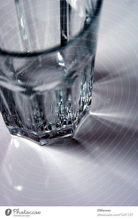 Summer Lifestyle Bright Design Illuminate Glass Empty Drinking water Beverage Round Clean Gastronomy Restaurant Crockery