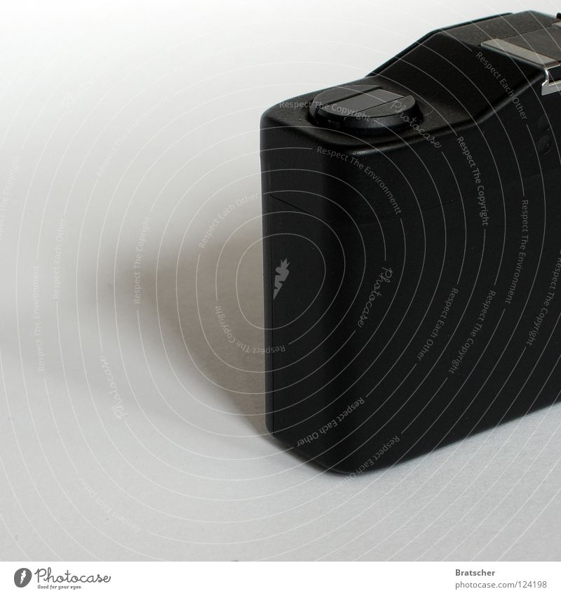 Black Sadness Photography Design Esthetic Film Retro Simple Camera Things Media Analog Concentrate Box Freak