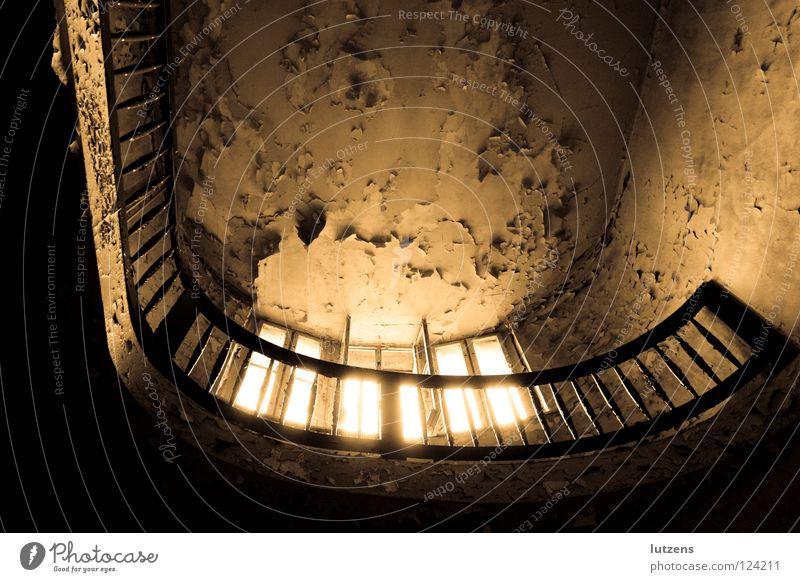 open window phenomenon Archaic Balcony Dry Creepy Derelict Loneliness Shabby Day
