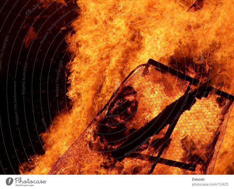 Yellow Warmth Blaze Physics Burn Flame Embers