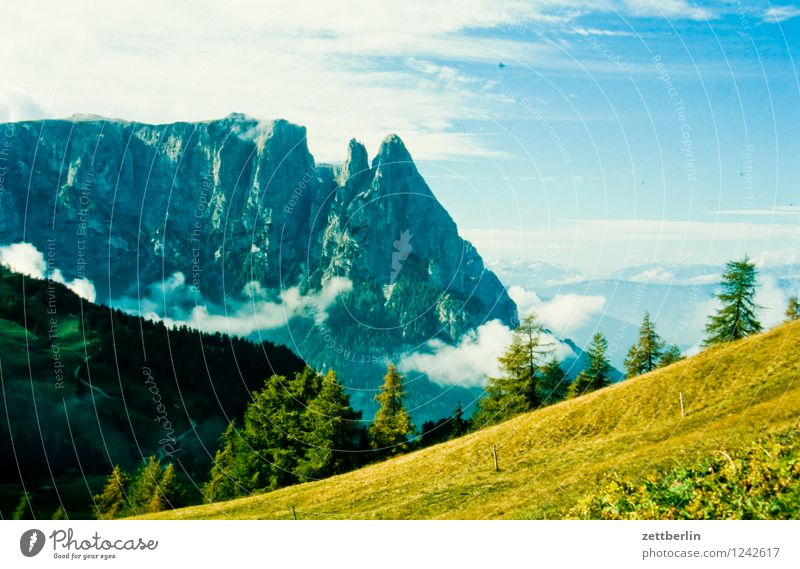 France (1) Europe Vacation & Travel Travel photography Tourism Landscape Mountain Hiking Rock High mountain region Sky Slope Meadow Alps Summer Far-off places