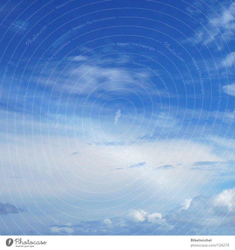 Beautiful Sky White Ocean Blue Summer Vacation & Travel Calm Clouds Dark Relaxation Above Warmth Rain Air Bright