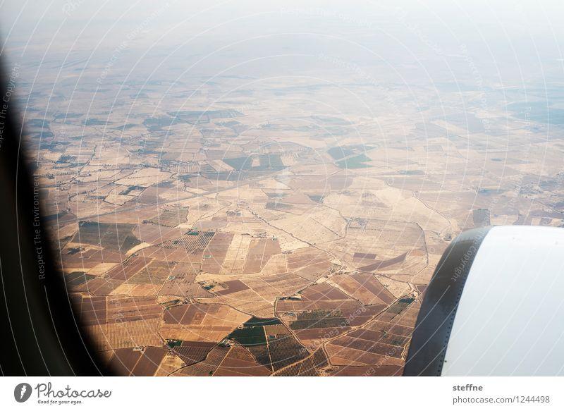 Arabian Dream XIII Morocco Orient vacation Tourism Field Airplane Bird's-eye view