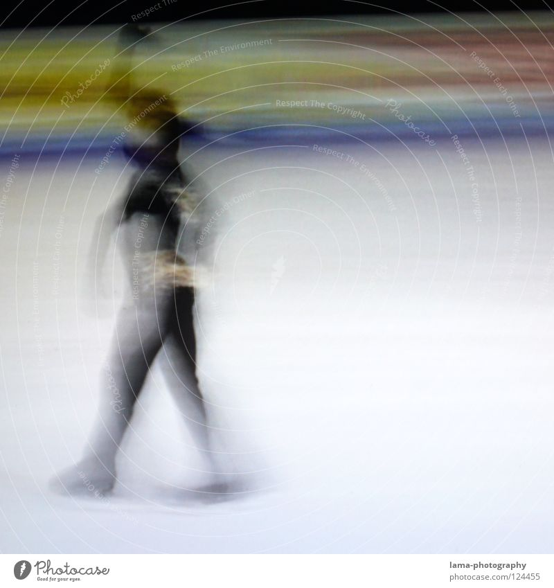 Human being White Joy Black Sports Movement Art Ice Elegant Walking Speed Success Stripe Driving Symbols and metaphors TV set