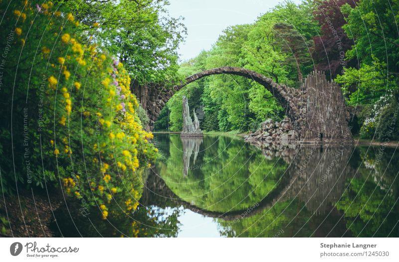 Landscape Architecture Bridge Manmade structures Build Stone bridge