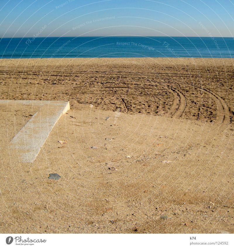 Water Ocean Beach Sand Coast Horizon Earth Corner Round Tracks Connection Footprint Curve Hedge Environmental pollution Bend