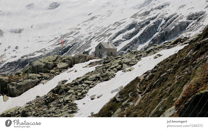 Nature Summer Landscape Environment Mountain Architecture Rock Beautiful weather Adventure Alps