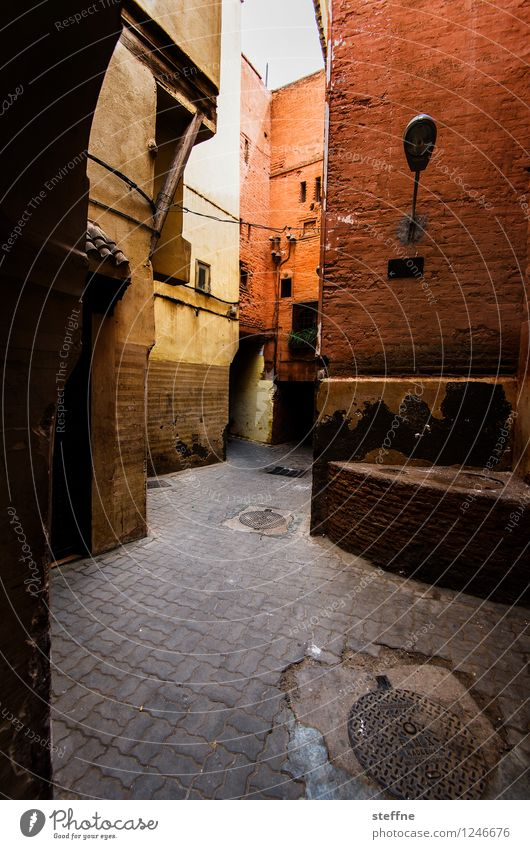 Arabian Dream XV Morocco Orient vacation Tourism Marrakesh Town