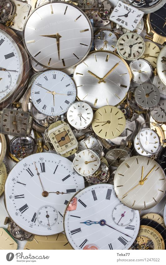 Hand Time Jump Clock Future Retro Machinery Measuring instrument Watch mechanism Time machine