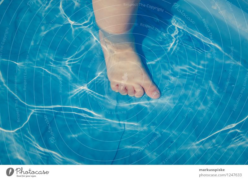 Human being Child Vacation & Travel Summer Cold Boy (child) Playing Legs Garden Swimming & Bathing Lifestyle Feet Leisure and hobbies Tourism Waves Infancy