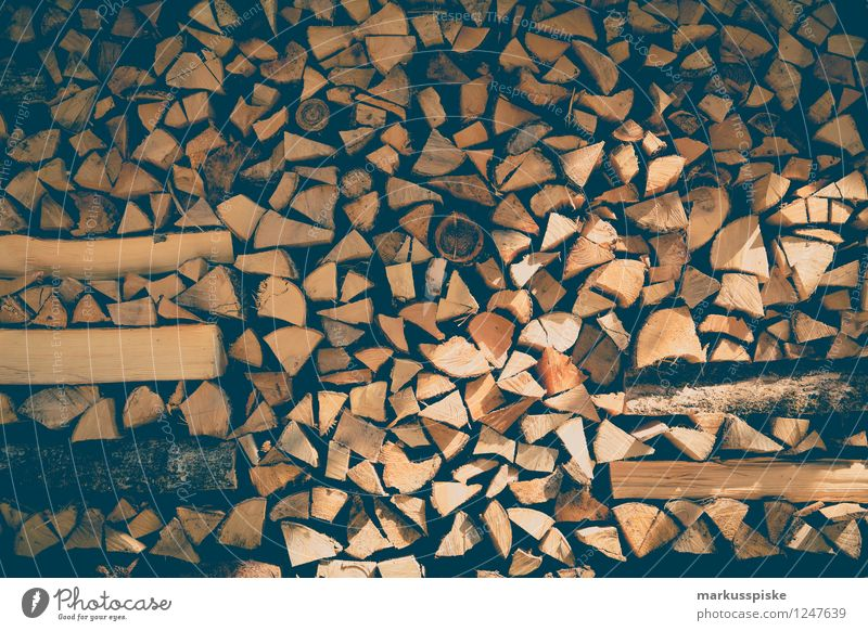 firewood stacks Leisure and hobbies Mountain Hiking Garden Work and employment Profession Forestry Firewood Wood Stack of wood Energy industry Renewable energy