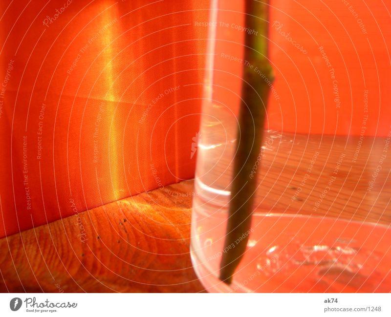 Orange Vase Photographic technology