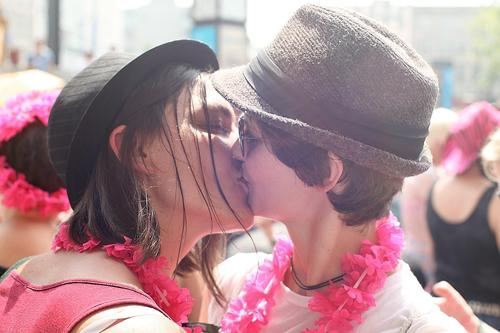 maybe you changed the world by being yourself Homosexual Kissing Love Free Happy Near Acceptance Infatuation Desire Tolerant Fairness Hope Relationship Peace