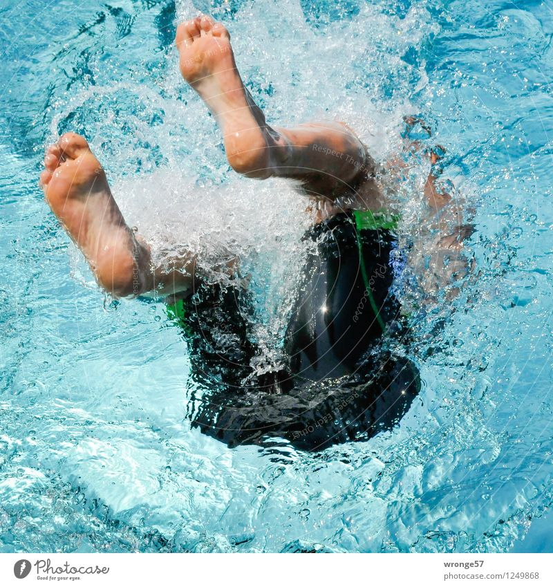 watershed Triathlon Sports Swimming Summer Fitness Sports Training Sporting event Swimming & Bathing Swimming pool Human being Masculine Man Adults Life 1
