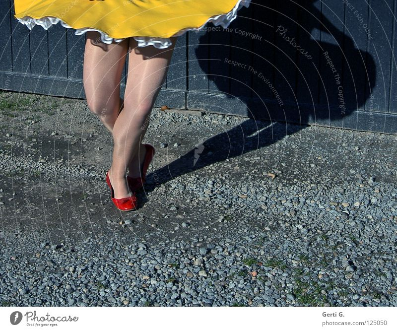 Woman Red Girl Joy Yellow Wood Gray Movement Lanes & trails Legs Footwear Dance Elegant Floor covering Thin Friendliness