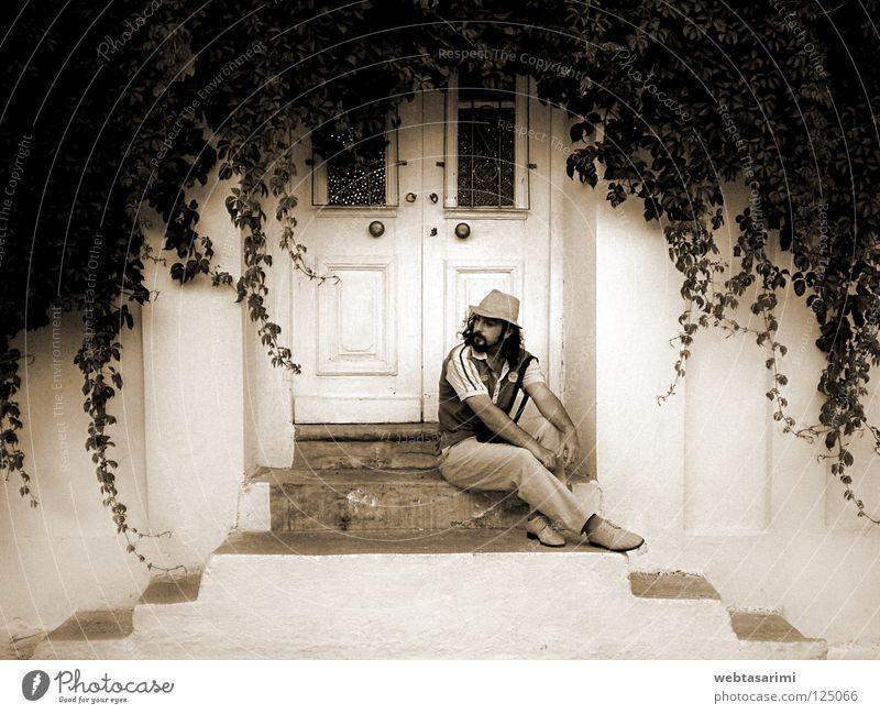 long long alone time Living or residing sad wait door bozcaada turkey Sepia nowember self portail