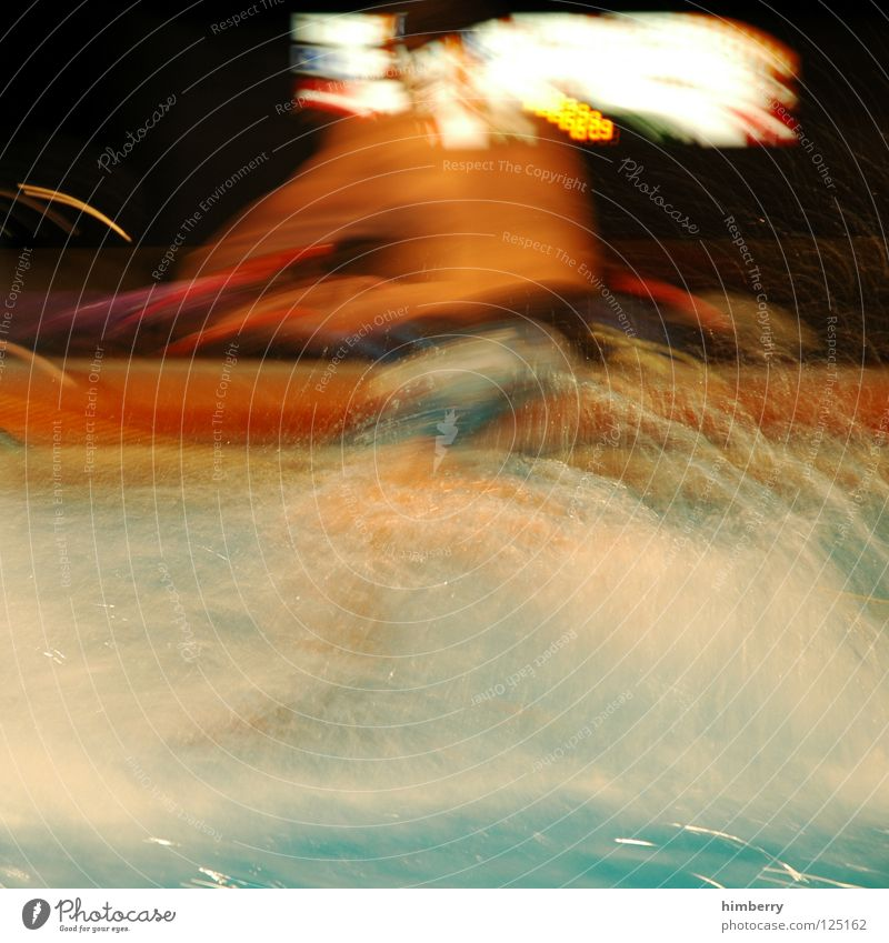 watergurski Dive Action Swimming pool Blur Colour Sports Playing Water Joy Movement Drops of water Swimming & Bathing