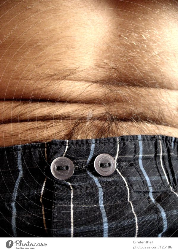 Man Hair and hairstyles Sit Wrinkles Stomach Shorts Underpants Stomach muscles