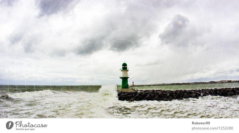 Water Ocean Landscape Clouds Coast Horizon Air Waves Wind Energy Climate Gale