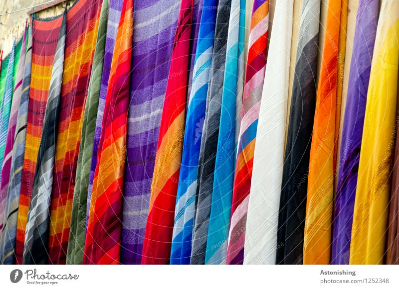 Blue Green Colour White Red Black Travel photography Yellow Pink Orange Gold Soft Violet Cloth Thin Turquoise