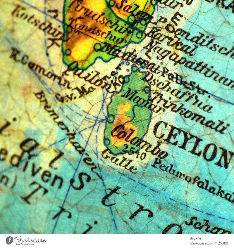 Around the world in 20 days; Day5: Ceylon Sri Lanka Indian Ocean Asia Hinduism Christianity Islam Tamiles Malay India rubber Coconut Colombo Tsunami Civil war