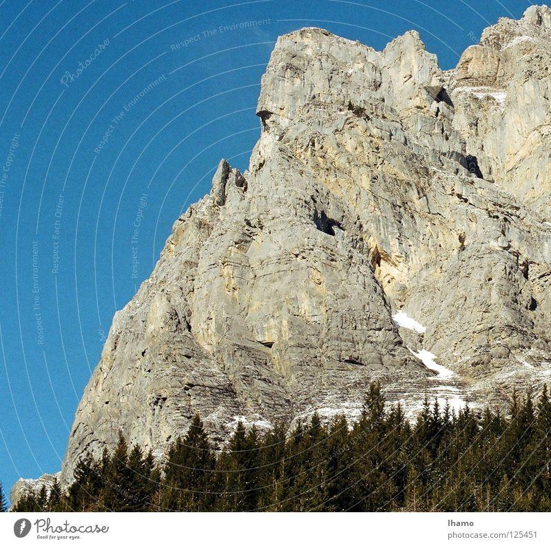 Winter Mountain Stone Rock Hiking Level Switzerland Discover Fantasy literature Impressive Head high