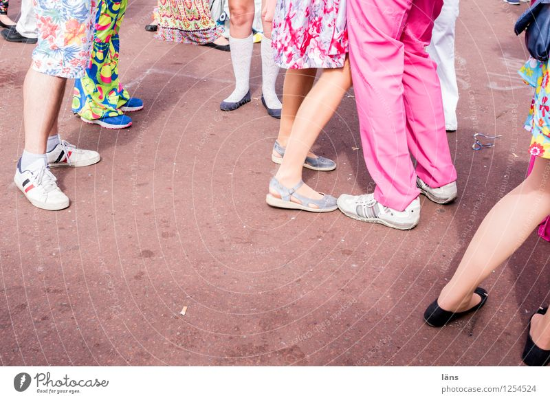 Fiesta Mexicana... Human being Life Legs Group Dance Society Hit song Exterior shot