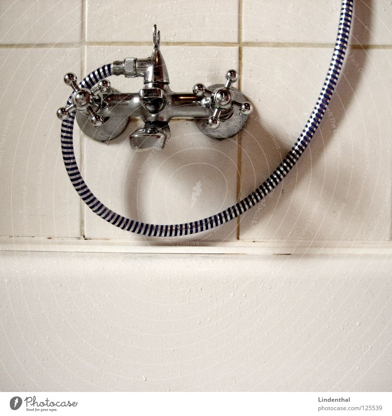 Water Cold Warmth Bathroom Physics Hot Tile Shower (Installation) Rotate Bathtub Hose Tap