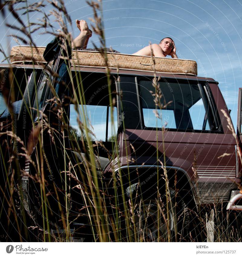 Sky Joy Vacation & Travel Clouds Relaxation Window Car Door Break Truck To enjoy Air mattress