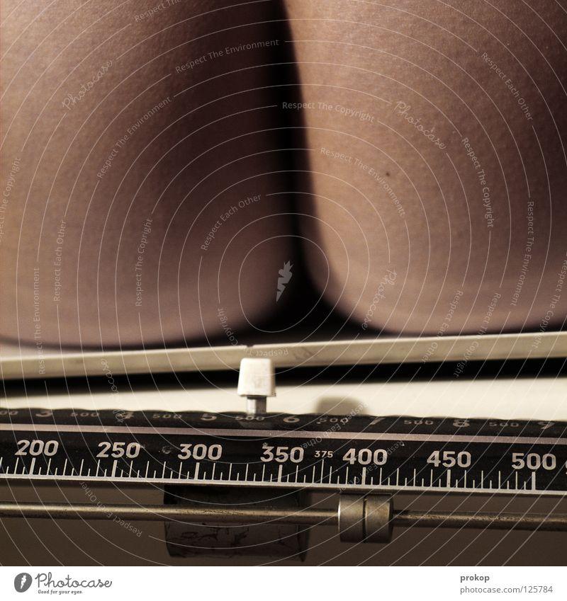 Healthy Sit Skin Exceptional Bottom Overweight Weight Furrow Heavy Scale Pound Kilogram 400 Gram